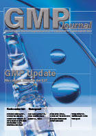 GMP Journal - Ausgabe 38, Januar/Februar 2016