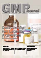 GMP Journal - Ausgabe 41, Oktober/November 2016