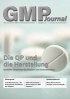 GMP Journal - Ausgabe 45, Oktober/November 2017